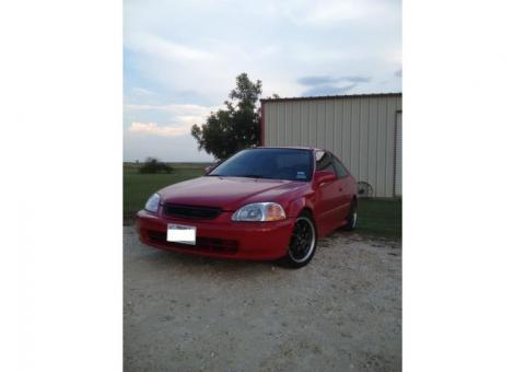 1998 Honda