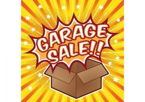 Big Estate/Garage Sale! Lots of Furniture, Household items, etc. Must See!