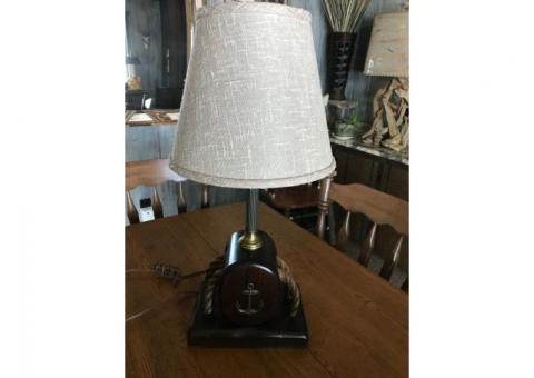 Sail Rope Lamp