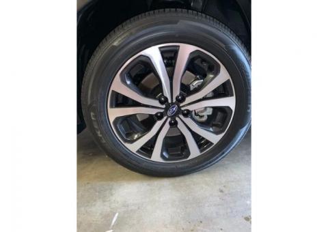 "2019 Subaru Forester Custom Wheels Set of four  18"" X  8"""