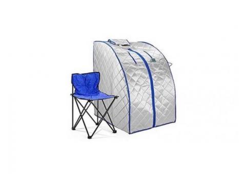 Portable indoor sauna