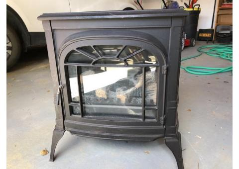 Vermont Castings Electric Stove